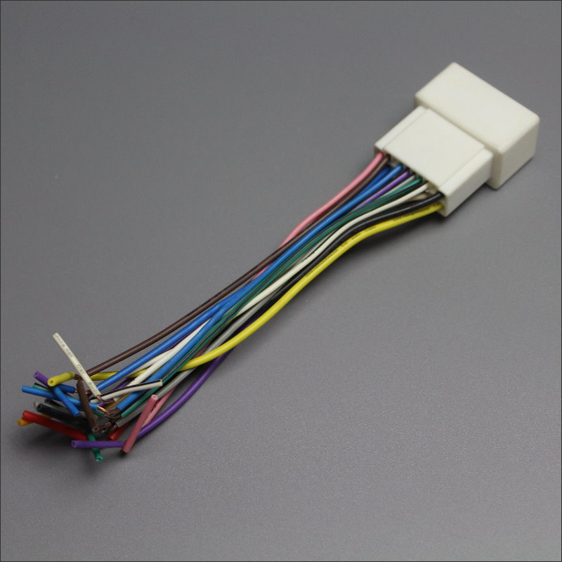 popular lexus wire harness buy cheap lexus wire harness lots from plugs into factory harness for lexus es300 es330 gx470 is rx350 400h rx330 radio wire