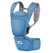 Carrier Waist Stool New Hipseat For Newborn & Prevent O-Type Legs 6 In 1 Carry Style Loading Bear 20Kg Ergonomic Baby Carriers