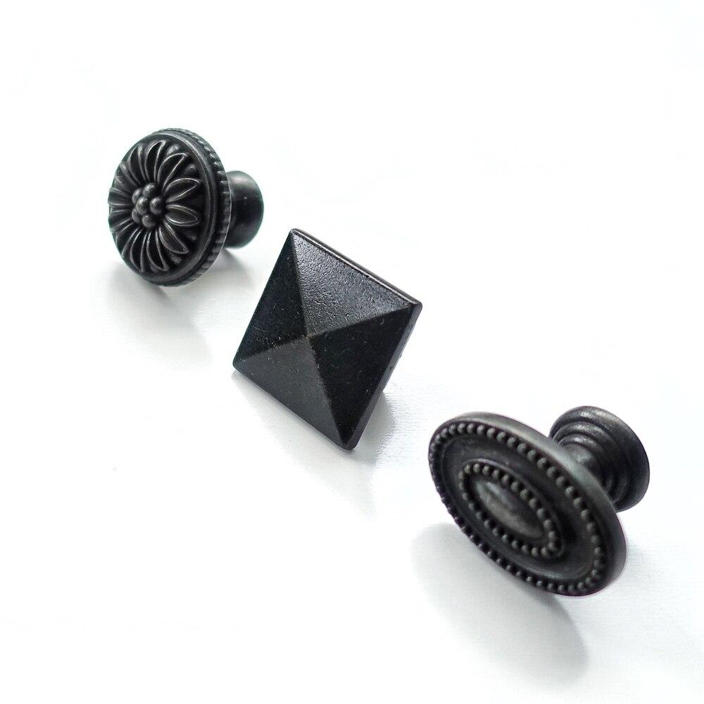 Meuble Cuisine Noir Pas Cher andrea---rincon: achat noir antique vintage cabinet bouton