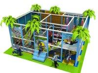 YLW CE утвержден супермаркет дети крытая площадка оборудование Золотая фабрика Крытый мягкий игровой Системы