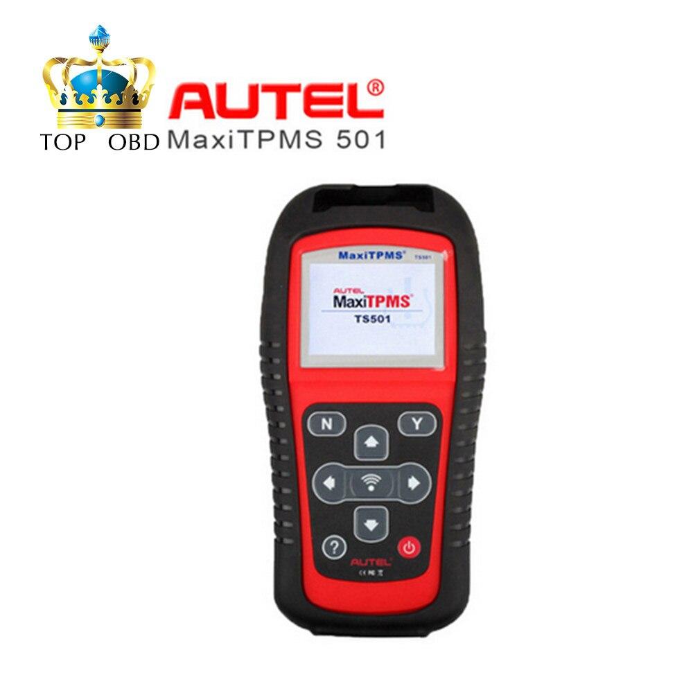 Professional font b TPMS b font diagnostic and service tool AUTEL MaxiTPMS TS501 activate font b