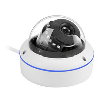 Wide Angle IP Camra Mini Dome 4MP 5MP 8MP Network CCTV Surveillance Camera App PC Real Time View(China)