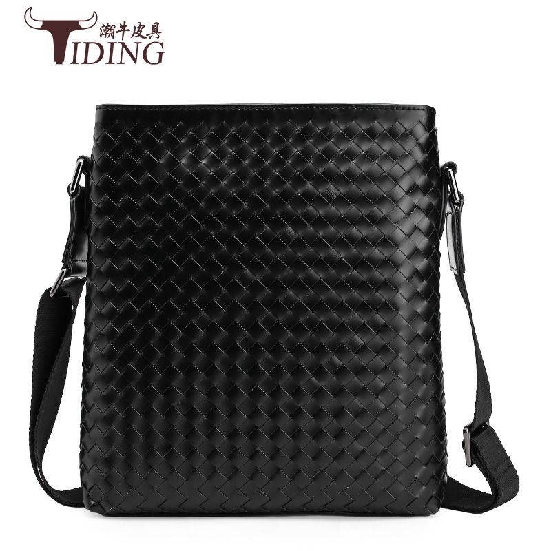 high quality men messenger bags fashion shoulder bags brand men bag real genuine leather black plaid cintage crossbody bags fashion genuine leather men bags brand leisure men messenger bag man small shoulder bag high quality crossbody bags black