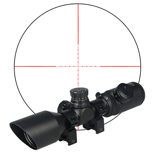 New Arrival Tactical 3-9x42 Rifle Scope For Hunting Shooting HS1-0275 набор отверток 10 шт jonnesway d70pp10s