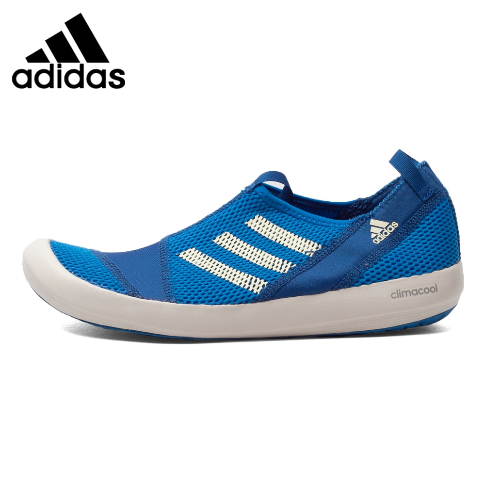 Original Adidas Climacool Men's Quick Dry Hiking Shoes Outdoor Sports Sneakers original adidas men s hiking shoes m18502 outdoor sports sneakers free shipping