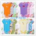 Fantasia Carte Baby Bodysuit Girl Jumpsuit Bebe Overall Short Sleeve Body Suit Baby boy Clothing Set Summer Cotton 3M-24M