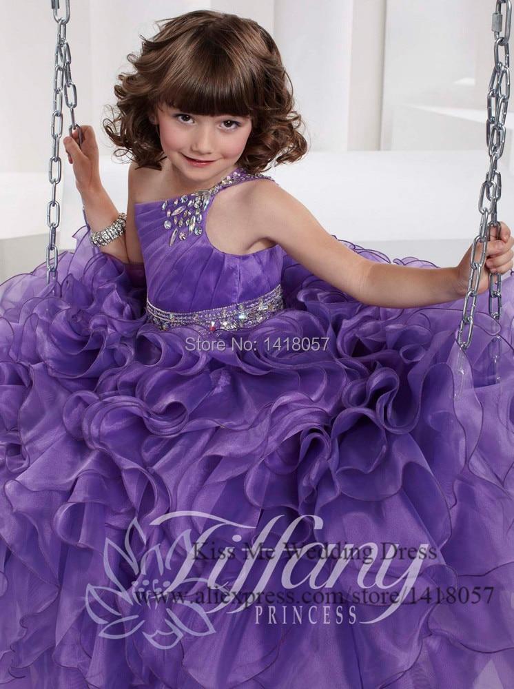 Vistoso Vestidos De Dama Niño Ideas Ornamento Elaboración Festooning ...