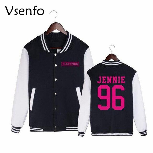 Black pink vs jacket