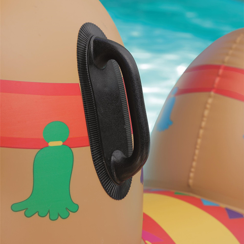 Domada Piscina Bóias Cama Verão Brinquedos Da Água Do Ar Jangada cama