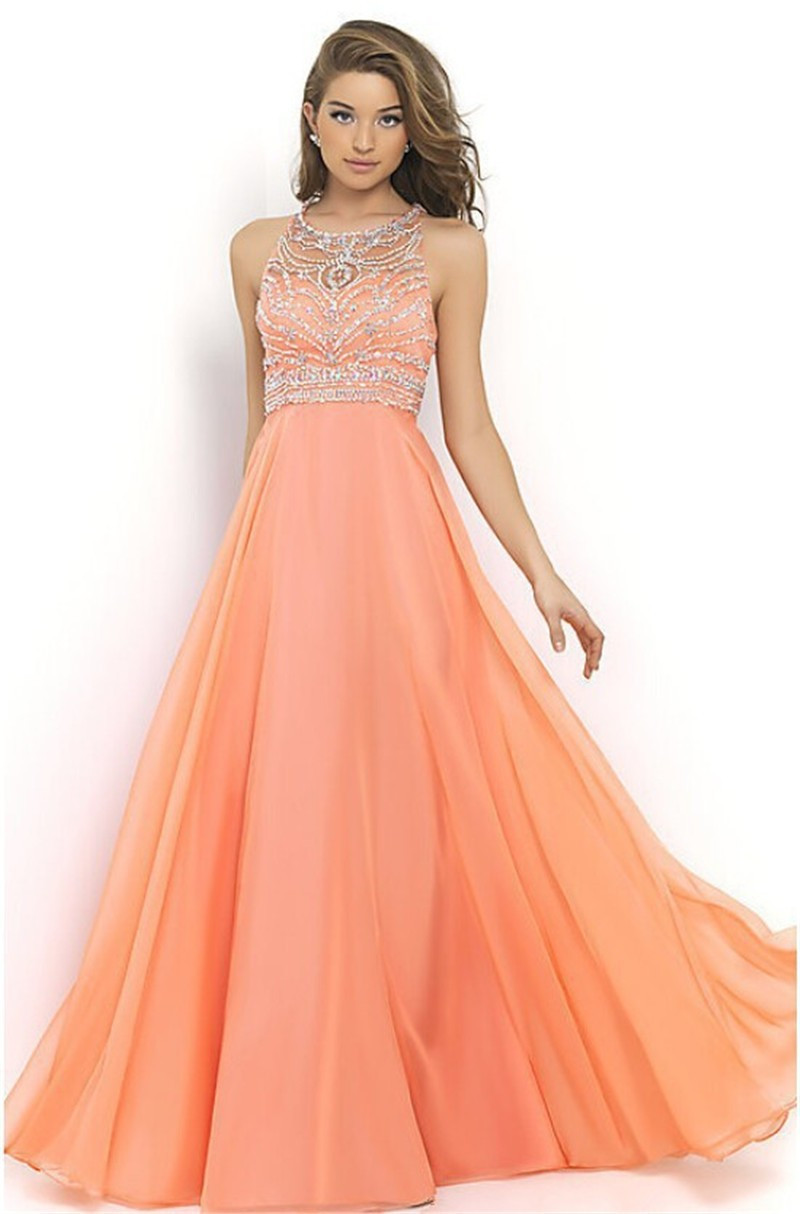 Prom dresses different colors