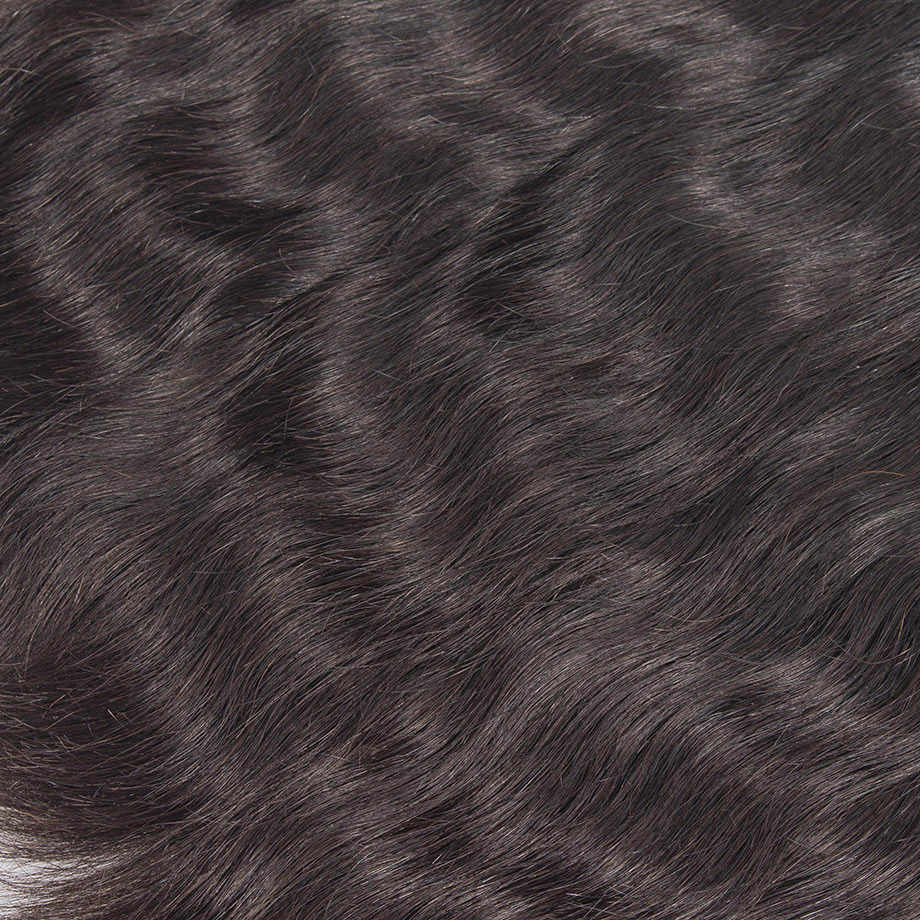 Paquetes de pelo virgen brasileño de Dollface con cierre paquetes de pelo Natural recto con extensión de cabello de cierre envío gratis