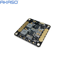 NEW CC3D Flight Controller Power Distribution Board with 5V/12V BEC Output LED Switch for FPV RC 250 Across Quadcopter