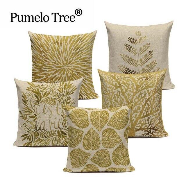 Decorativo caso cuscino di tiro cuscini di copertura Moderna semplice cuscino Po
