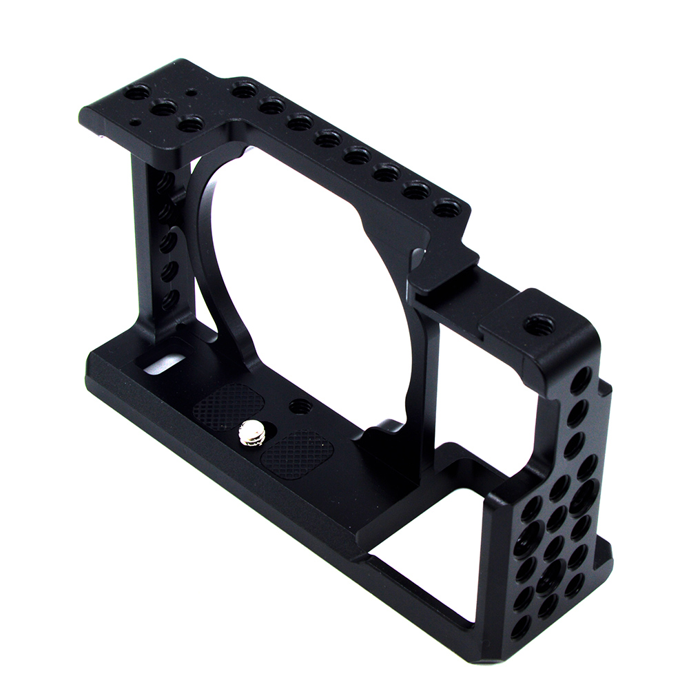 ILDC Video Camera Cage Stabilizer Protector for Sony A6000 A6300 Mirrorless Camera to Mount Microphone Monitor Tripod Light dnc набор филлер для волос 3 15 мл и шелк для волос 4 10 мл