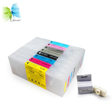 Wide format Refill ink cartridge for Epson 7880 9880 ink cartridge ----with free chip resetter