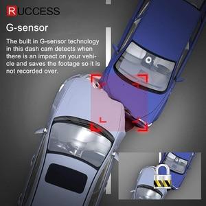 """Image 4 - Ruccess DVR 2.0 """"GPS 車 DVR カメラデュアルレンズダッシュカムフル Hd 1080 1080p 車カメラレコーダー 150 度ナイトビジョン G センサー WDR"""