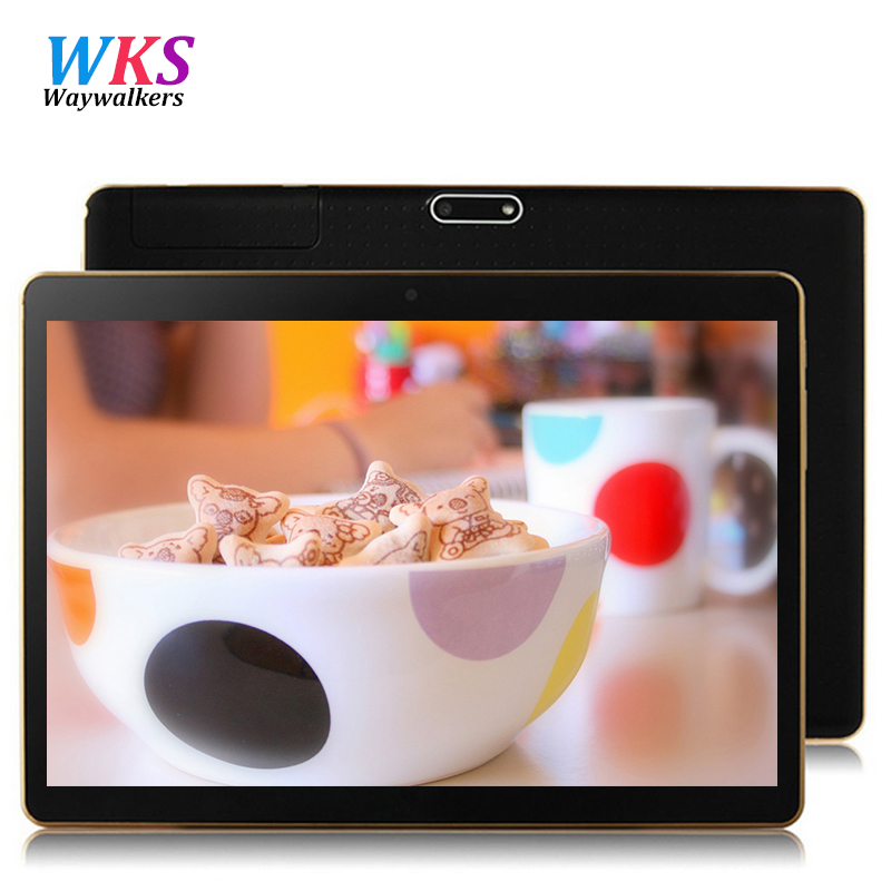 Waywalkers 3G y 4G LTE Android 5.1 Tablet PC Teléfono MTK6592 Octa Core 9.6 pulg