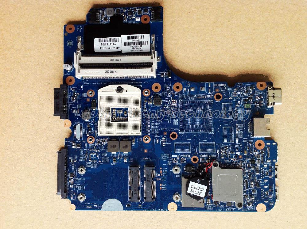 HOLYTIME  laptop Motherboard For hp 4540S 4440S 683496-001 683496-501 integrated graphics card 100% fully testedHOLYTIME  laptop Motherboard For hp 4540S 4440S 683496-001 683496-501 integrated graphics card 100% fully tested