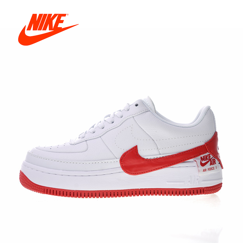 Original New Arrival Authentic Nike Wmns AF1 JESTER XX Women's Comfortable Skateboarding Shoes Sport Outdoor Sneakers AO1220-106