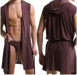 High Quality Robe Men 2017 New Bath Robe Men 2017 Hot Selling Kimono Robe Men