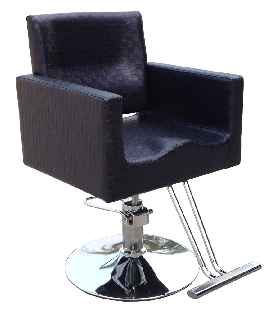 Salons Haircut Chair. Special Hairdressing Salons Haircut Chair. Squares Rotating Lifting 929