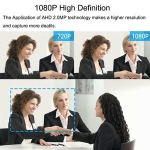 Image 5 - حارس 2MP AHD التناظرية عالية الوضوح مراقبة كاميرا تعمل بالأشعة تحت الحمراء 1080P كاميرا دائرة تلفزيونية ذات تماثلية عالية الوضوح الأمن في الهواء الطلق رصاصة