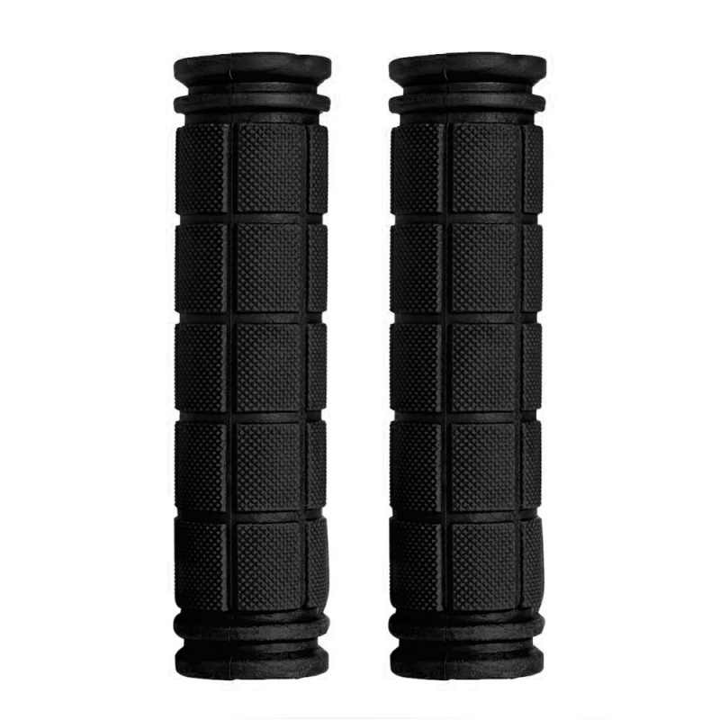 2 PcsHandlebar Cover BMX Fiets Handle Bar Grip Antislip Soft Rubber Covers