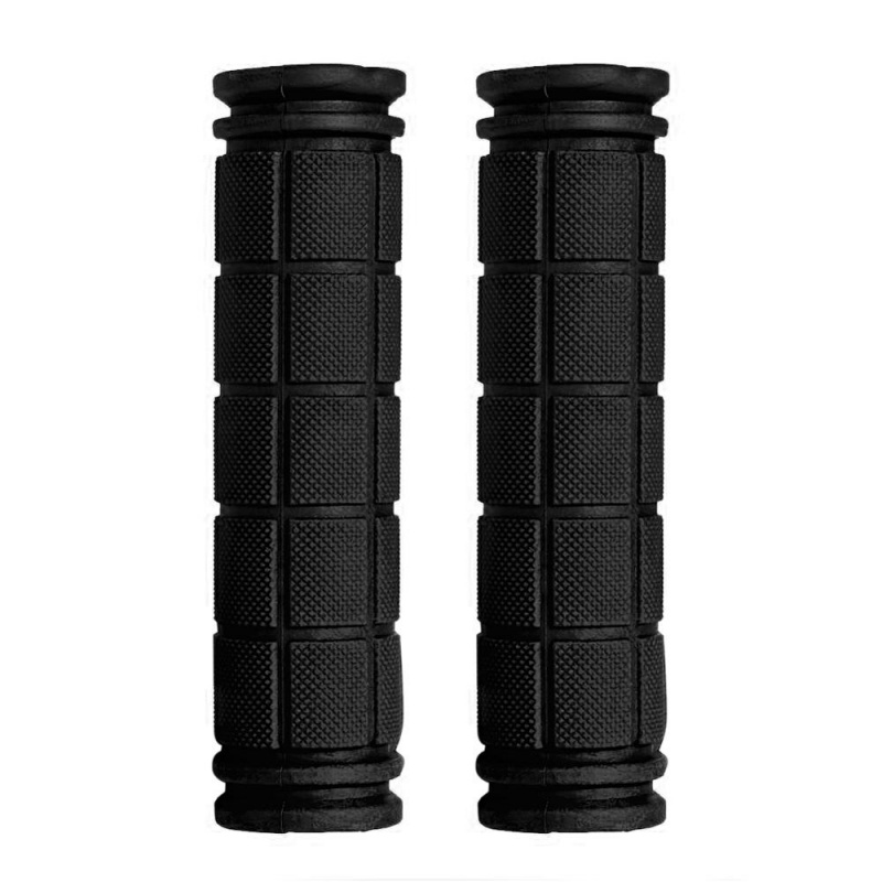 2 PcsHandlebar Cover BMX Bike Bicycle Handle Bar Grip Non Slip Soft Rubber Covers