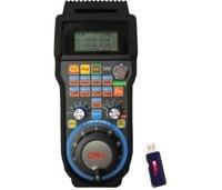 Engraving Machine Remote Control Hand Wheel Mach3 MPG USB Wireless Hand Wheel For CNC 6 Axis