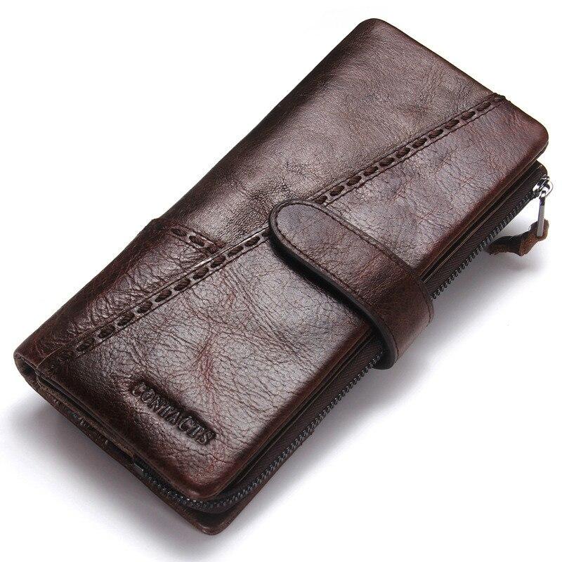 New Business Wallet Coins Multi-bit High Capacity Purses arrival Men Purse Male Purse Men's Wallet Clutch Wallets Men Handy Bag