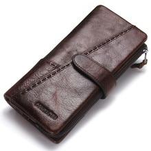 New Business Wallet Coins Multi-bit High Capacity Purses arrival Men Purse Male Purse Men's Wallet Clutch Wallets Men Handy Bag недорого