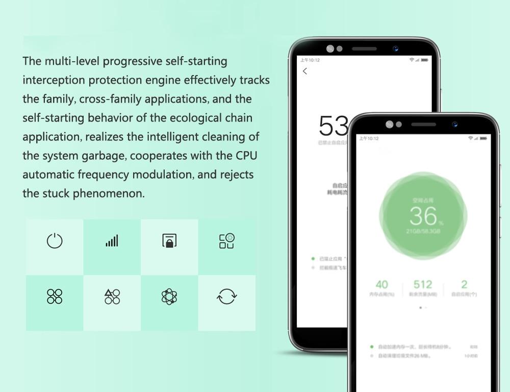 Global Version Lenovo A5 3GB RAM 16GB ROM MTK6739 Quad Core Smartphone 5.45' Fingerprint 4G LTE Phones 4000mAh Battery Face Unlock (10)