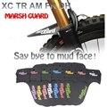 MARSH mud guard frente & verso para MTB XC TR DH FR AM ENDURO asas para bicicleta da bicicleta fenders guardabarros