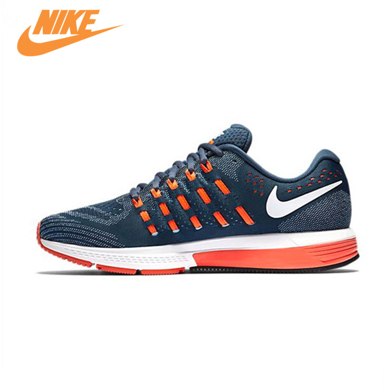 Original New Arrival Official NIKE AIR ZOOM VOMERO Men's Breathable Running Shoes Sports Sneakers Trainers 2017brand sport mesh men running shoes athletic sneakers air breath increased within zapatillas deportivas trainers couple shoes