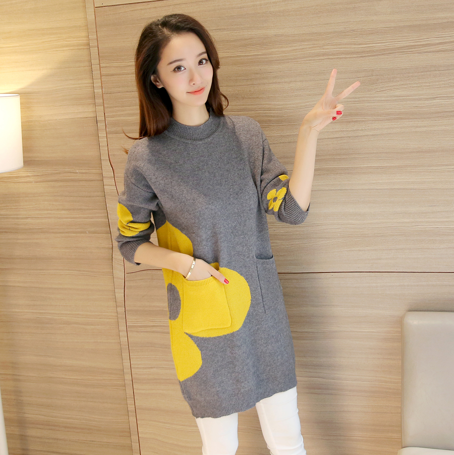 Womens sweaters for winter and pullovers Christmas Sweaters Mujer Oversized Sweater Korean Pull femme