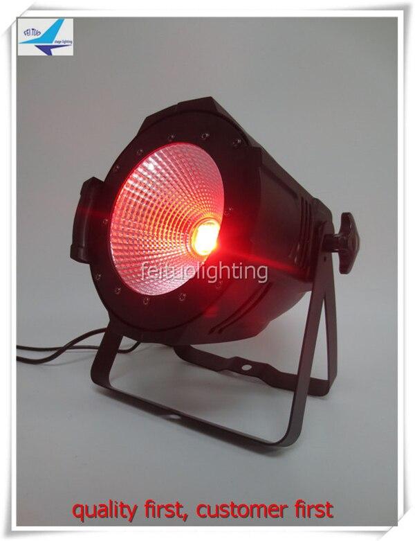 10lot Stage lighting effect par can with barn door par light led 100w led par rgbw dmx par64 free shipping 16 lot dmx 18x10w rgbw led par can light for stage decoration