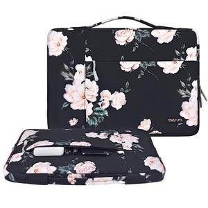 Image 2 - MOSISO 11 12 13 14 15 Polegada Bolsa Para Laptop À Prova D Água Para Os Homens Mulheres Laptop Sleeve Case para 2018 Novo Macbook pro 13.3 15.6 Ba Computador