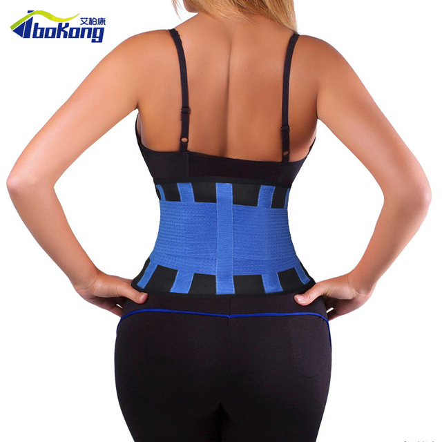 Waist Support Belts Tummy Girdle Xtreme Belt Thermo Shaper Hot Power Slimming Shaper Waist Trainer  Corsets