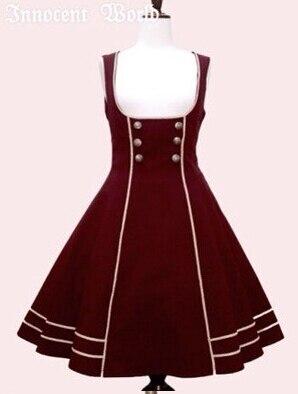 A60 Long Sleeveless Sweet Lolita Short Dress Ball Gown Fancy Prom Dress Halloween Party Masquerade Costume