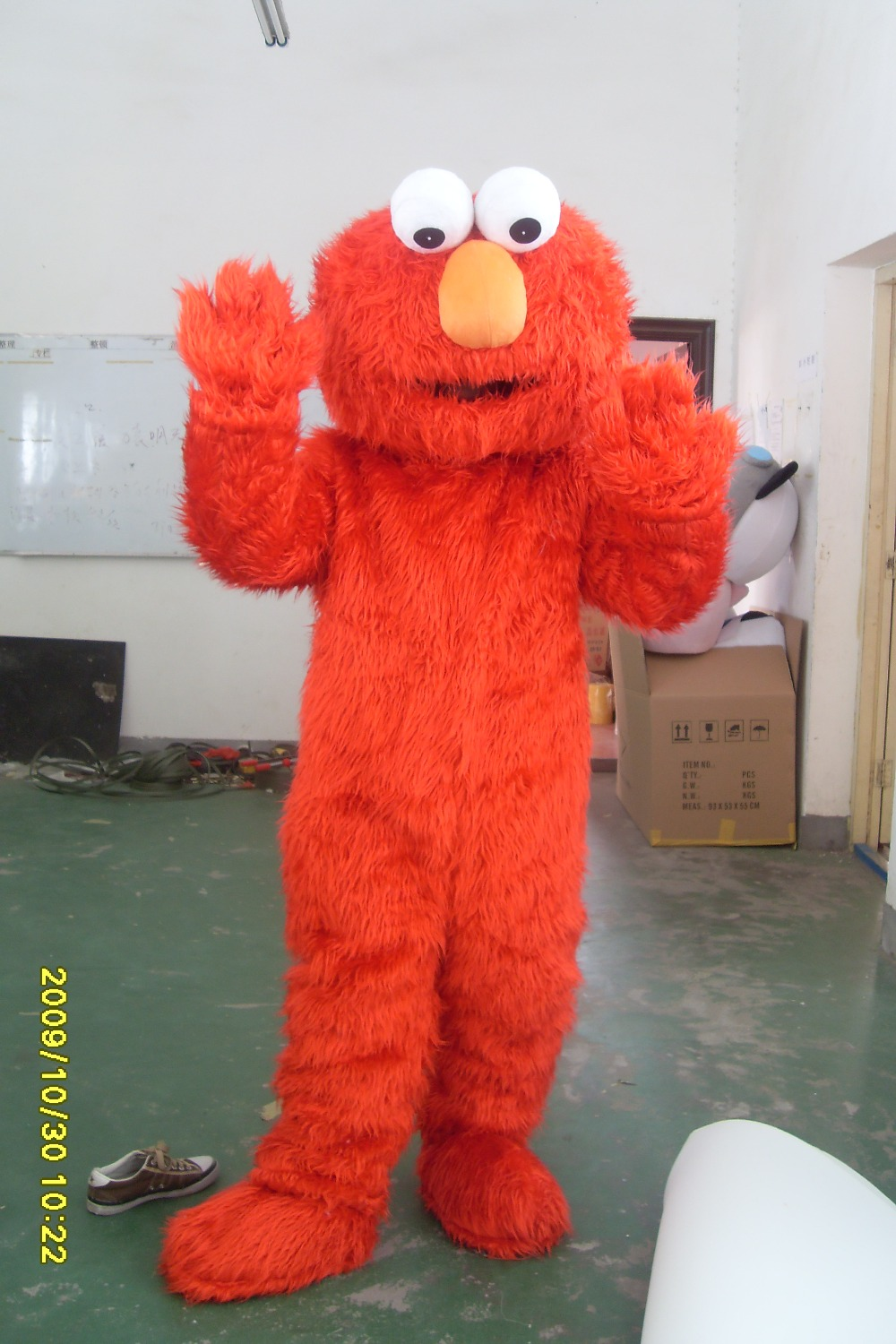 high quality adult elmo mascot costumes for sale halloween outfit