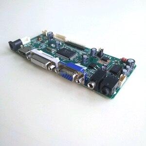 """Image 4 - Per B154PW02 V2 V3 CCFL LVDS 30Pin 15.4 """"1440*900 M.NT68676 del controller dello schermo bordo di auto pannello del monitor LCD HDMI + VGA + DVI kit FAI DA TE"""