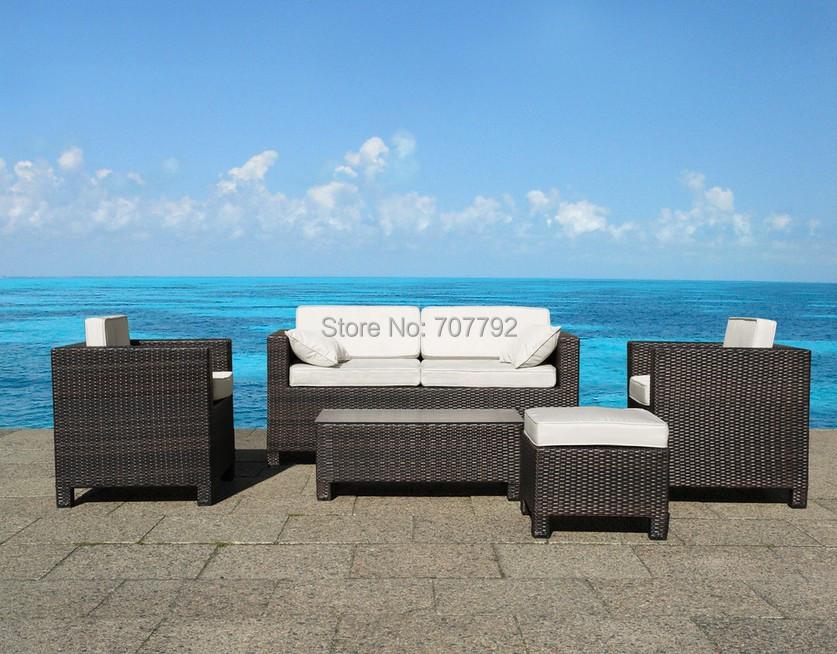 muebles de jardn de ratn conjunto barato modernos sofs mainland
