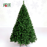 New Year Christmas 2.1 m / 210cm luxury encryption Christmas tree ornaments decorated living room malls