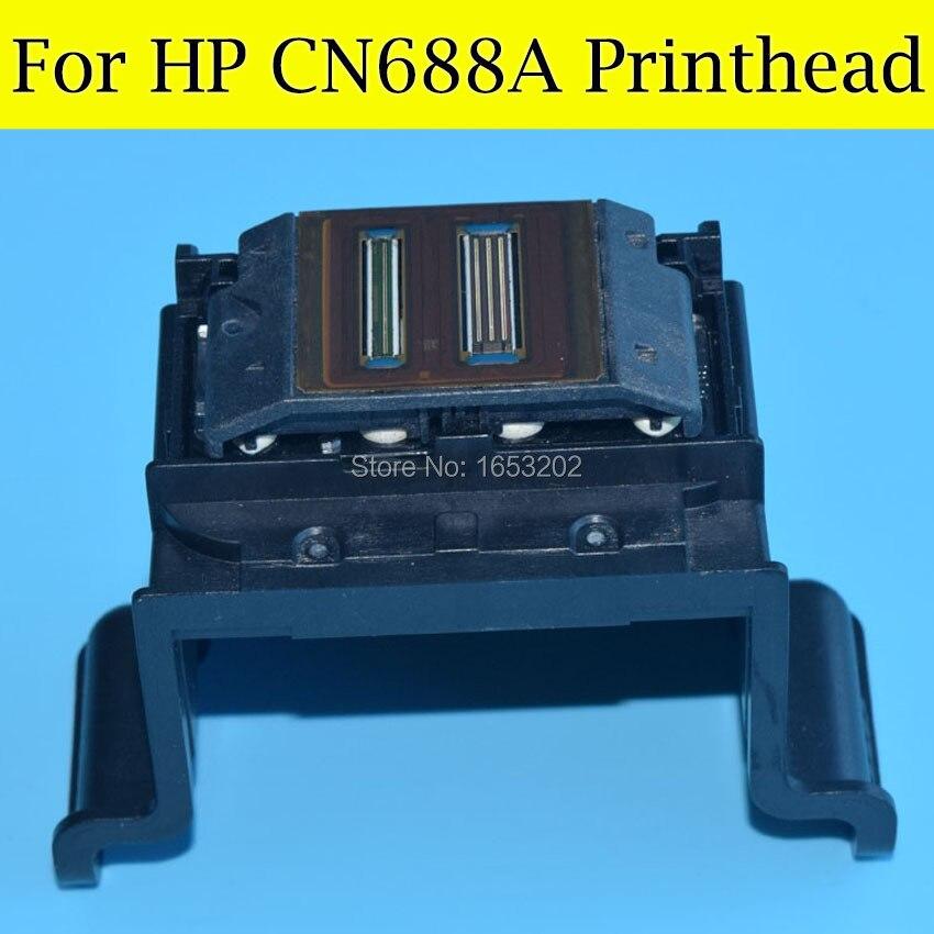 4 PCS Original CN688 688A CN688A Printhead Print Head For HP Photosmart 3070A 4625 4620 3521 3520 3525 5510 5520 5525 7510