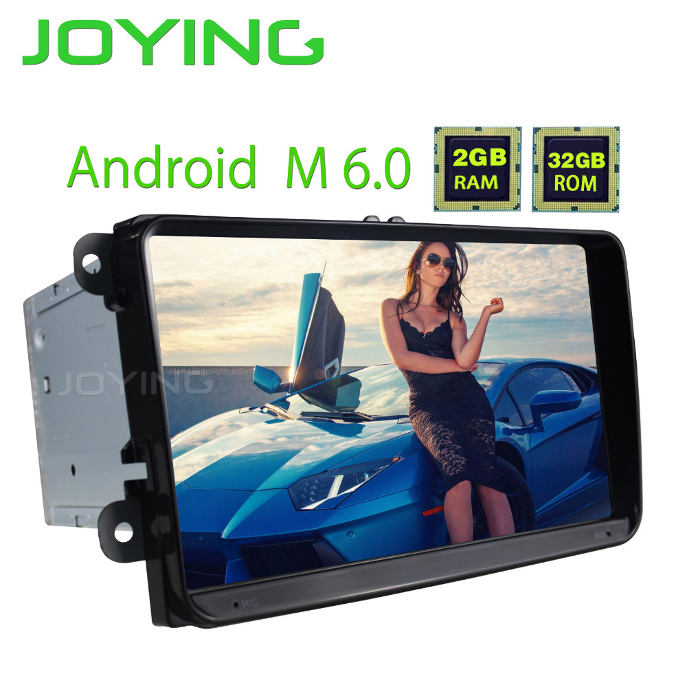 Android 6 0 Car GPS navigation player for VW Golf 2GB RAM head unit for VW
