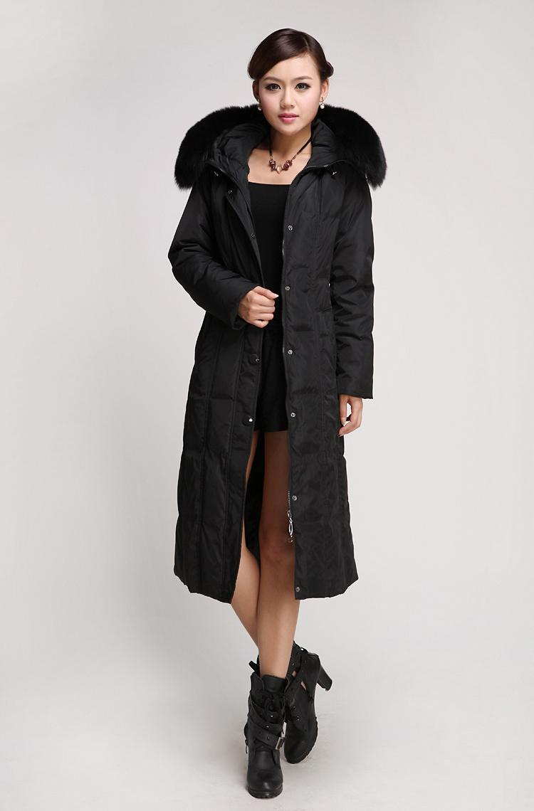 Compare Prices on Knee Length Down Coat- Online Shopping/Buy Low