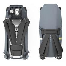 Pgytech новые силиконовые клип винтов двигателя держатель защиты гвардии фиксатор для dji Мавик Pro Аксессуары (черный)