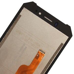 Image 5 - 5,5 zoll ULEFONE RÜSTUNG X LCD Display + Touch Screen Digitizer Montage 100% Original Neue LCD + Touch Digitizer für RÜSTUNG X + Werkzeuge