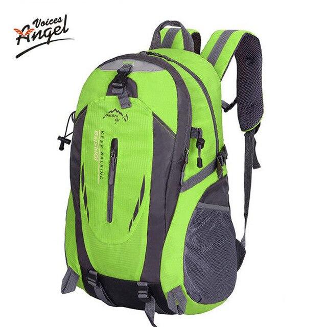 631aebc4fc6 US $14.79 49% OFF 2018 Brand Hot Sale Nylon Black Backpack Waterproof Men's  Back Pack Laptop Mochila High Quality Designer Backpacks Male Escolar-in ...