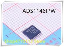 NEW 10PCS/LOT ADS1146IPWR ADS1146IPW ADS1146 TSSOP-16 IC